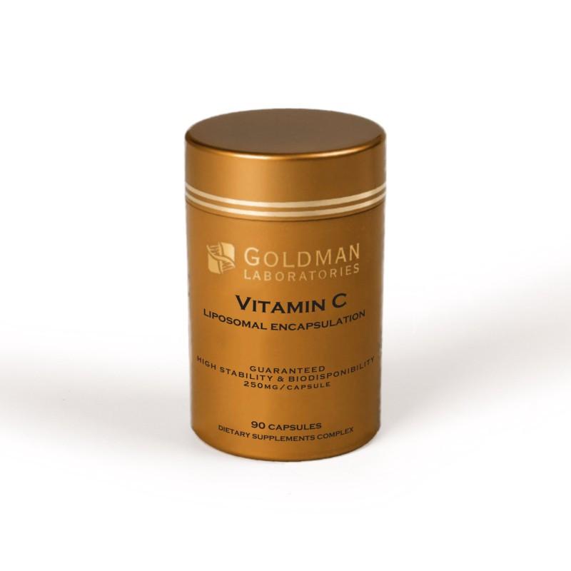 Vitamine C Liposomale 250mg – 90 capsules végétales
