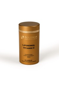 Liposomal Vitamin C 500mg – 60 vegetarian capsules