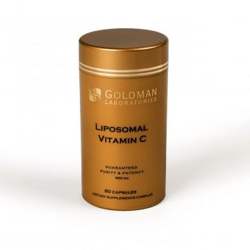 Vitamin C Liposomal 500mg - 60 Vegetarian Capsules